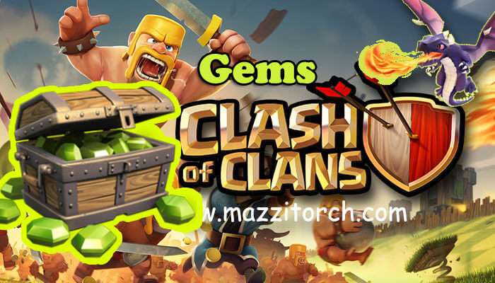Gems-Clash-of-Clans-mazzitorch-com (1) - Mazz i Torch - The latest global technology ...  Gems-Clash-of-C...
