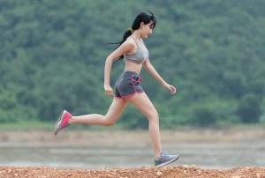 running lady mazzitorch