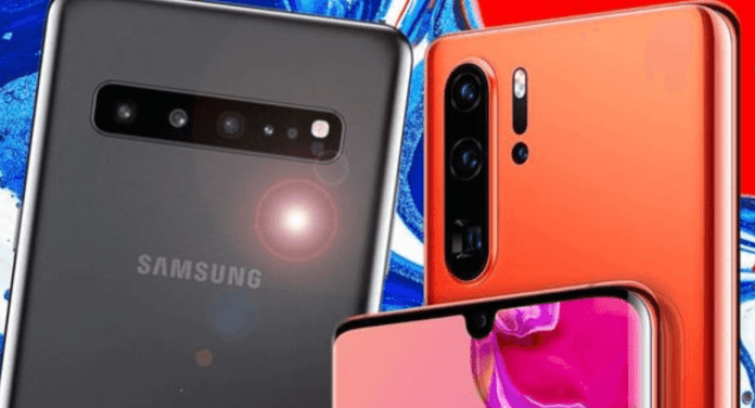 Huawei P30 Pro vs. Samsung Galaxy S10+ Camera mazzitorch