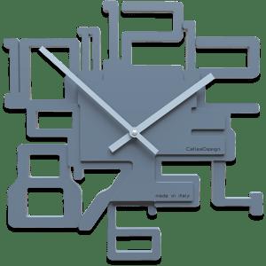 Callea Design Modern Wall Clock Kron Light Peach 10 003 22peschi
