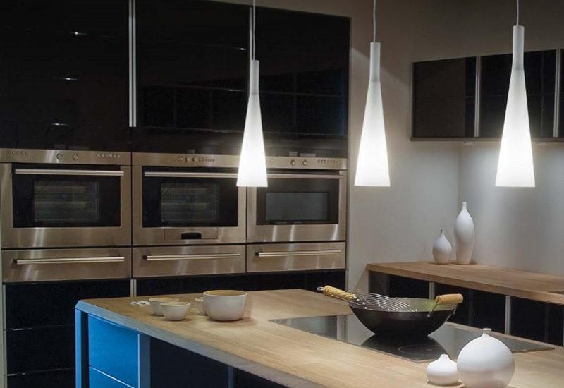 Illuminazione cucina lampadari o sospensioni