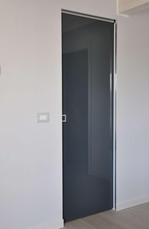 Mazzoli Porte Vetro  PORTE IN VETRO A SCOMPARSA PER