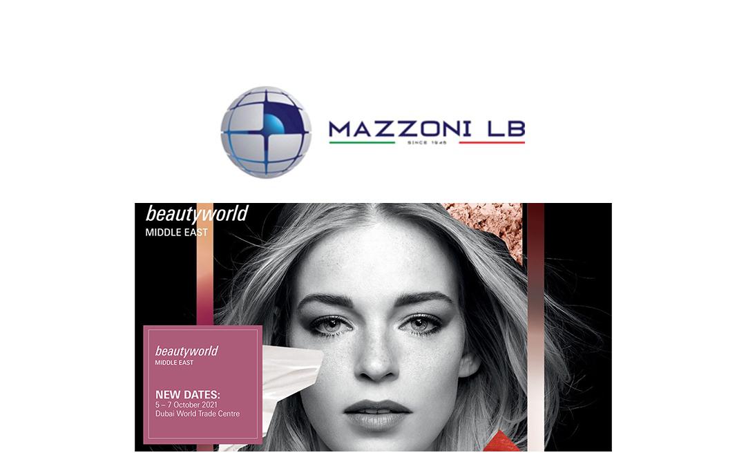 MAZZONI LB IN BEAUTYWORLD MIDDLE EAST 2021 DUBAI