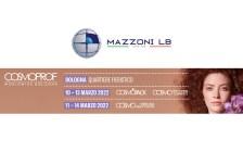 MAZZONI LB IN COSMOPROF BOLOGNA 2022 ITALY