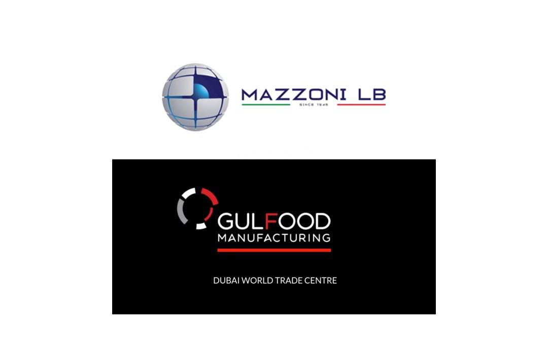 MAZZONI LB IN GULFOOD MANUFACTURING 2021 DUBAI