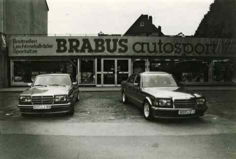 Brabus ca. 1980