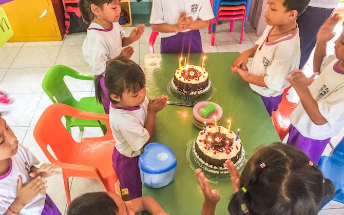 Freiwlligenarbeit Bali mb care