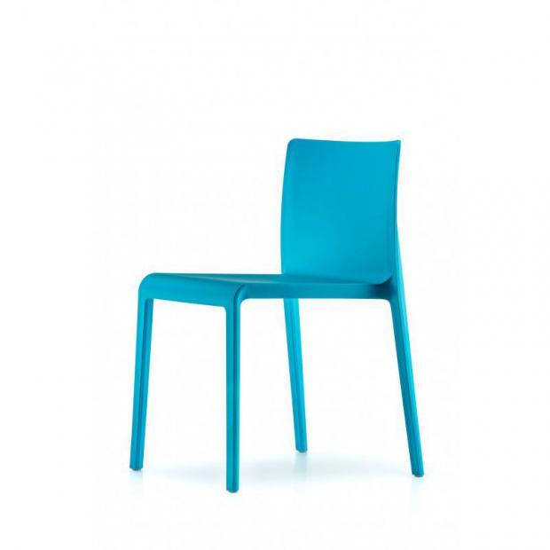 volt 670 chaise 4 pieds sans accoudoirs pedrali