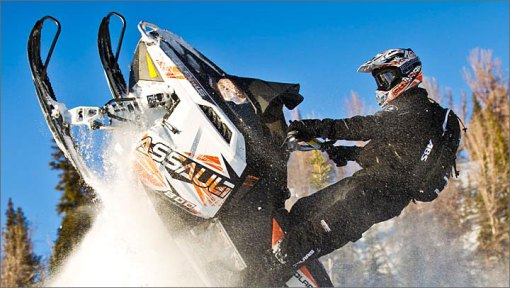 Snowmobile Graphics, Color and Finishes