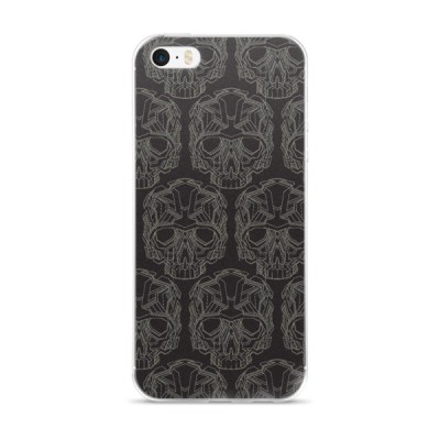 Techniskull – iPhone case