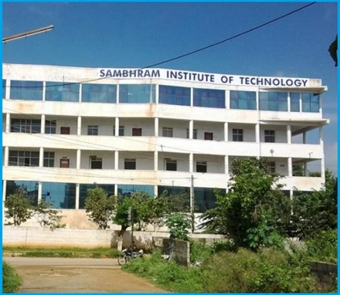 SAIT Bangalore