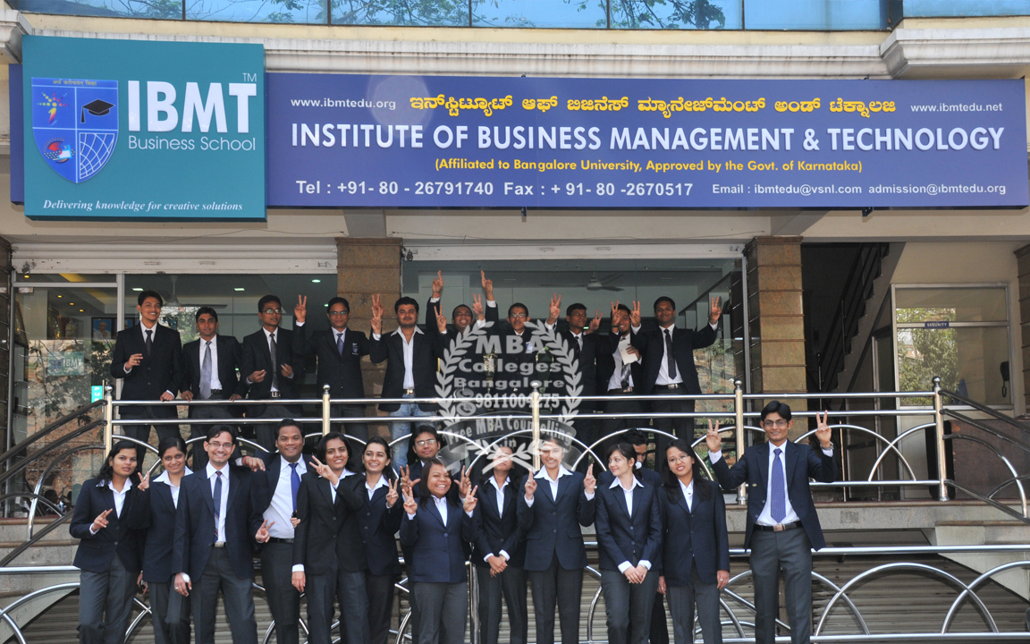 Institute of Business Management and Technology