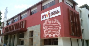 Mvj College of Engineering