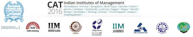 Top CAT Colleges in Bangalore