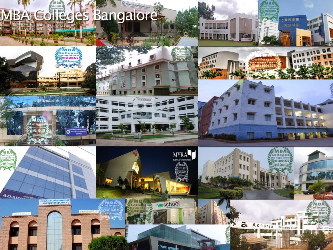 list of Top mba colleges in Bangalore