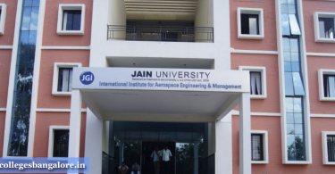 Jain University IIAEM Bangalore