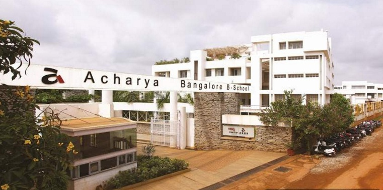 Acharya Bangalore B school Admission