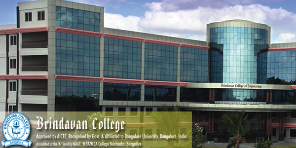 Brindavan College Bangalore Admission 2020