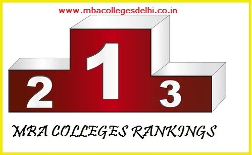 MBA colleges Delhi Ranking