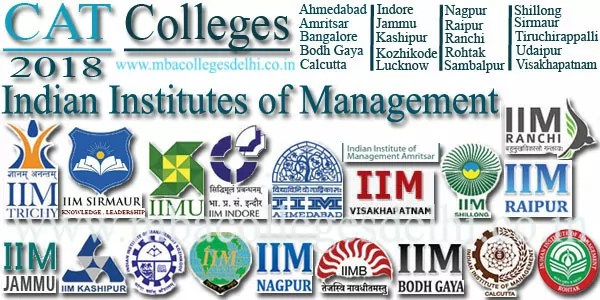 CAT Colleges India