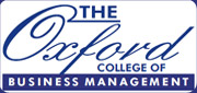 The Oxford College of Business Management logo