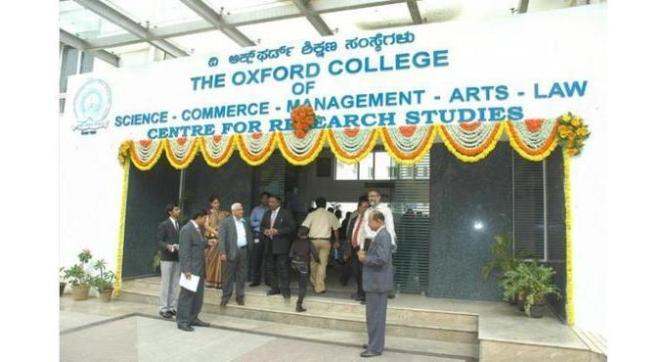 The Oxford College of Business Management Admission