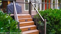 Stainless steel cable, railing system or not? - MBA Deck ...