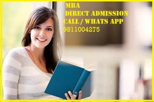 MBA Direct admission
