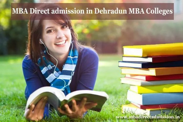 MBA Direct Admission in Dehradun