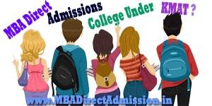College Under KMAT