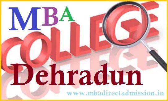 MBA Direct admission in Dehradun Colleges