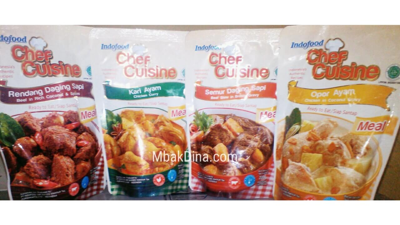 Chef Cuisine Indofood