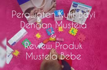 Review Produk Mustela BEBE
