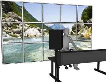 die individuell bedruckte Front der B500/B600 Bassfallen bietet vielfältige Gestaltungsmöglichkeiten