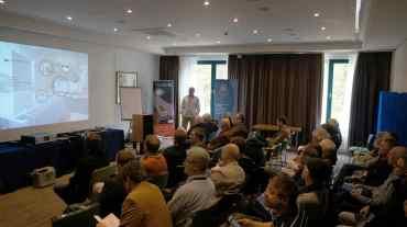 Akustik-Vortrag auf dem Analog Forum 2015