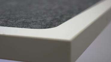 Sprechertisch Absorber Desk Mono AD165 Detail