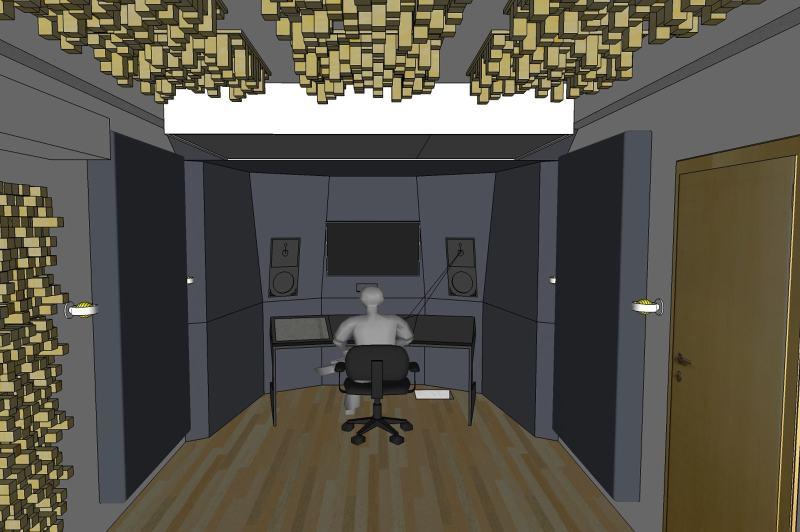 Entwurf Regieraum