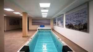 Der Feuchtraumabsorber A700 HP sorgt für Ruhe und Entspannung im Schwimmbad