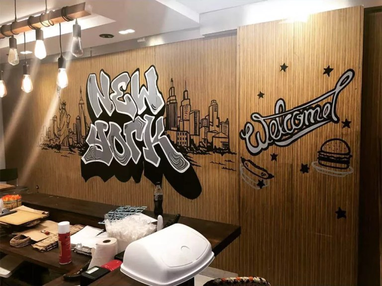 ציורי קיר לעסקים