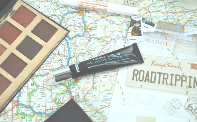 Boxycharm Europa Juli 2018 Dr. Brandt No Baggage Eye Gel