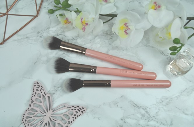 Luxie Piece Flawless Complexion Brushes Boxycharm