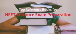 NEET Exam Books 2018