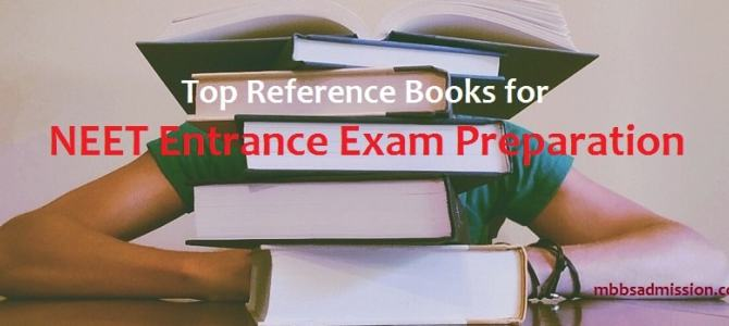 NEET Exam Books 2018