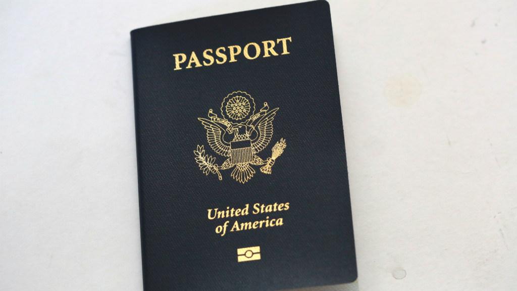 نتيجة بحث الصور عن الولايات المتحدة الأمريكية جواز سفر