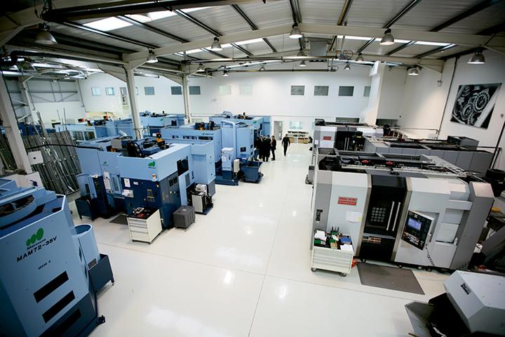 Inside Brackley  Mercedes AMG F1 Headquarters  MBCA