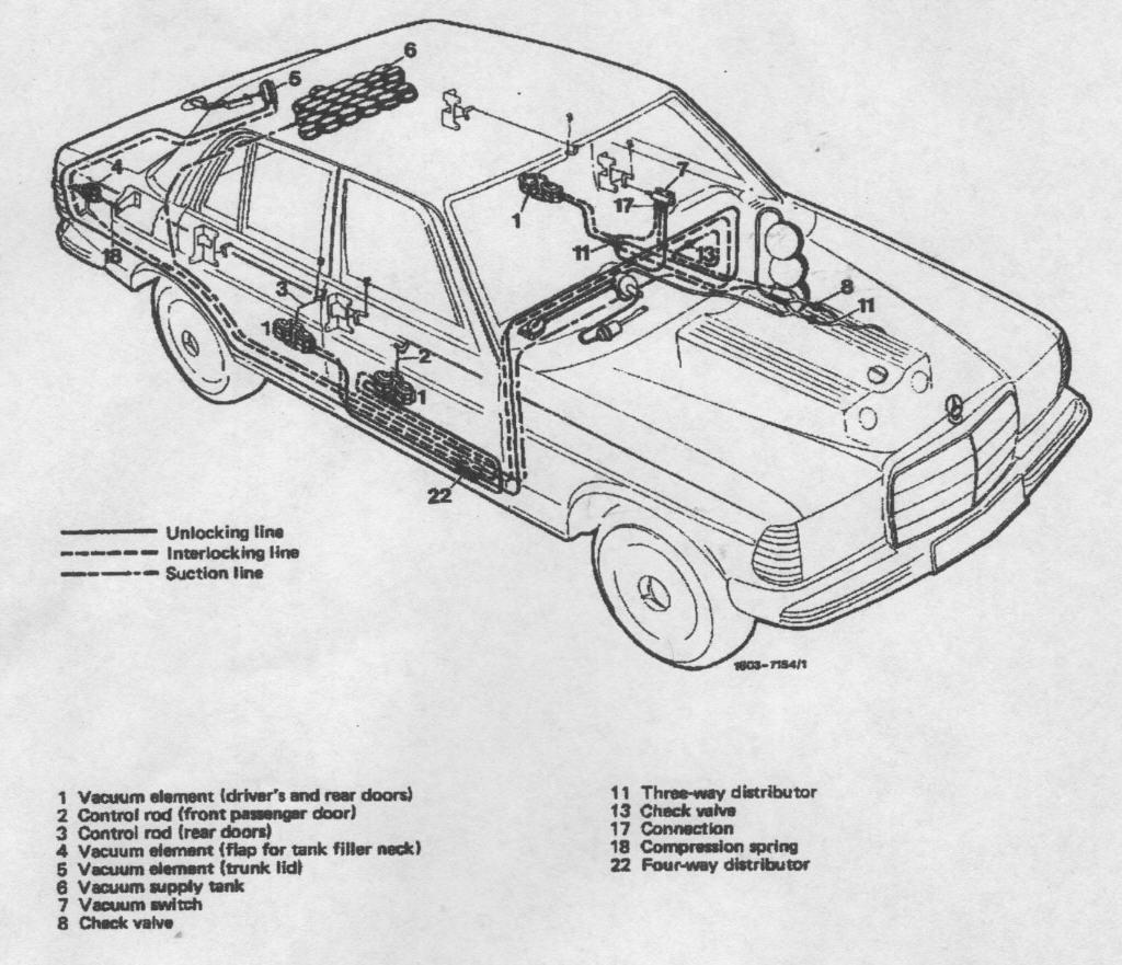 83 300dt Engine Shutoff
