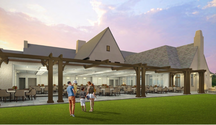 Murphy Brothers Contracting - Quaker Ridge Golf Club 2