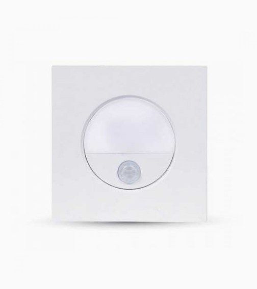 Wall Lamp with Motion Sensor