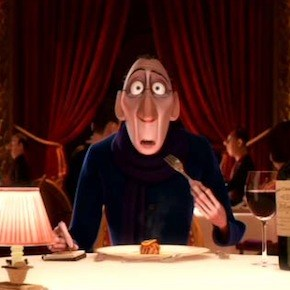 The Gospel According To Pixar: Anton Ego's Conversion in <i>Ratatouille</i>