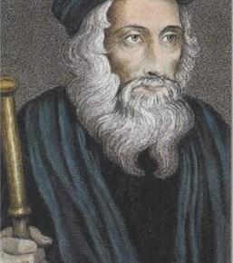 Luther didn't start the fire: John Wycliffe (1324-1384)